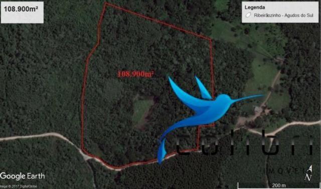 Linda área para lazer ou preservação em agudos do sul - pr - Foto 17