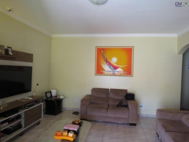 Vendo casa no Setor de Mansões, 3 quartos / Suíte / Piscina / Churrasqueira / Próximo a ca - Foto 5