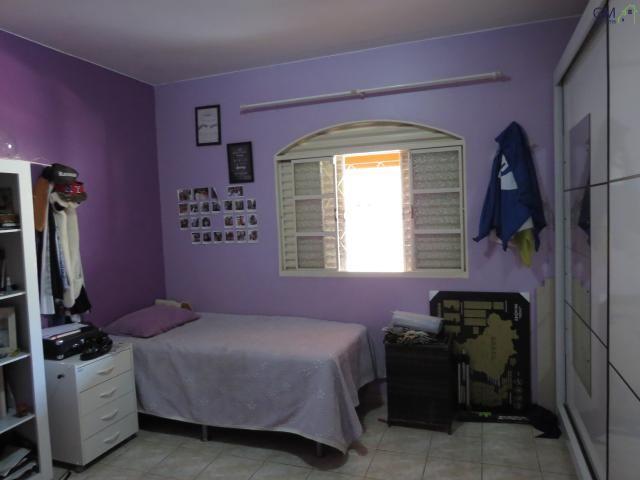 Vendo casa no setor de mansões, 3 quartos / suíte / piscina / churrasqueira / próximo a ca - Foto 18