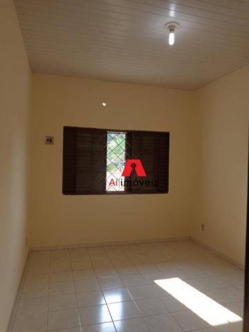 Apartamento com 1 dormitório para alugar, 35 m² por r$ 750,00/mês - conquista - rio branco - Foto 4