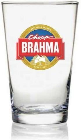Copo Calderete Chopp Brahma 350ml