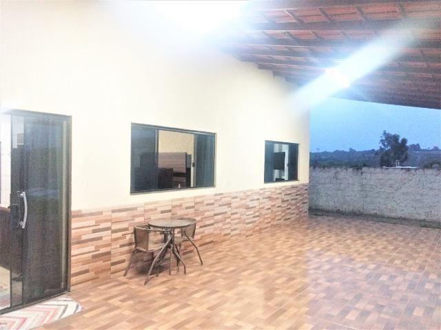 Casa no Incra 07, atras do atacadão dia a dia alto padrão, lote de 850 m² - Foto 11