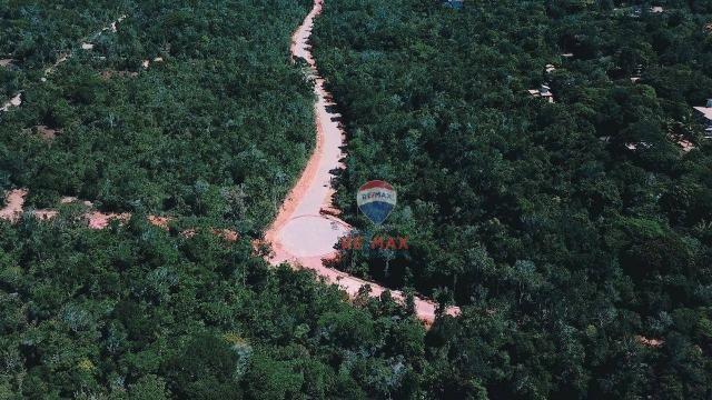 Terreno à venda, 2045 m² por r$ 368.276 - arraial d'ajuda - porto seguro/ba - Foto 4