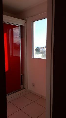 Excelente apt 2 qts com suite, closet e vg em Campo Grande - Foto 14
