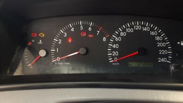 Toyota corolla xei 1.8 2º dono+revisões na concessonária+manual e chave reserva - Foto 7