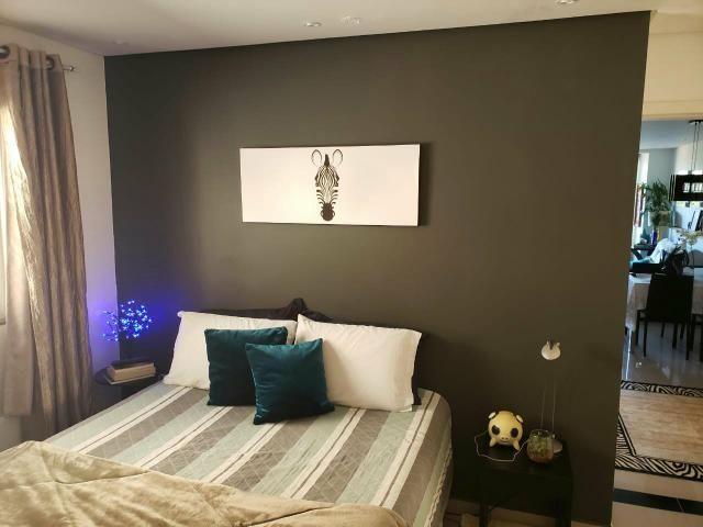 Apartamento semi mobiliado 2 dormitório sendo 1 suíte bem localizado nós ingleses - Foto 2
