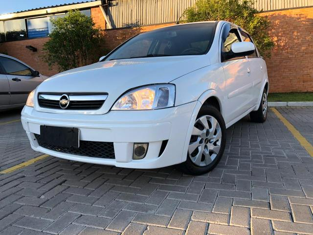 Corsa sedan premium 1.4 completo 2008 , sem entrada - Foto 3