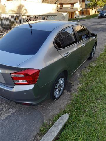 Honda City LX 1.5 AT completo, automático excelente tratar * por R$42.900 - Foto 11