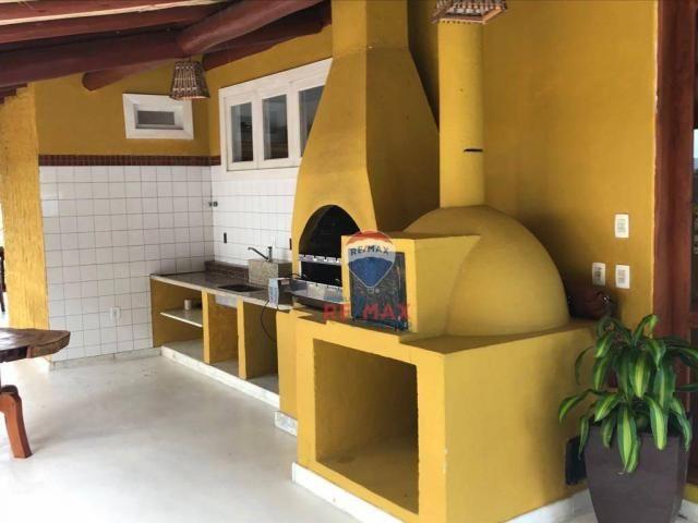 Re/max aluga para temporada casa térreo localizado no distrito de vale verde. - Foto 7