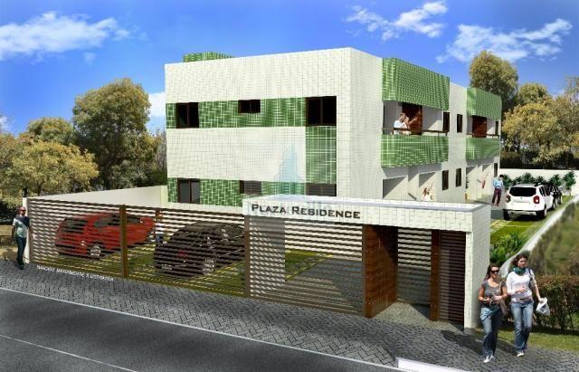 Apartamento à venda com 2 dormitórios em Jardim atlântico, Olinda cod:N04-01