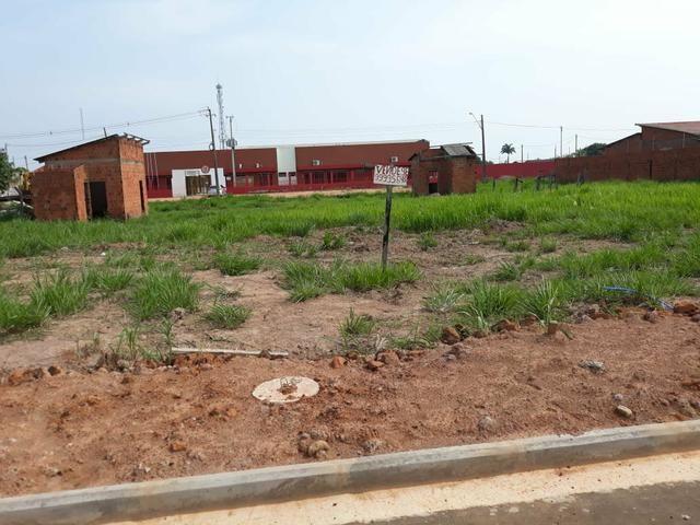 Vendo terreno no residencial Santo Afonso