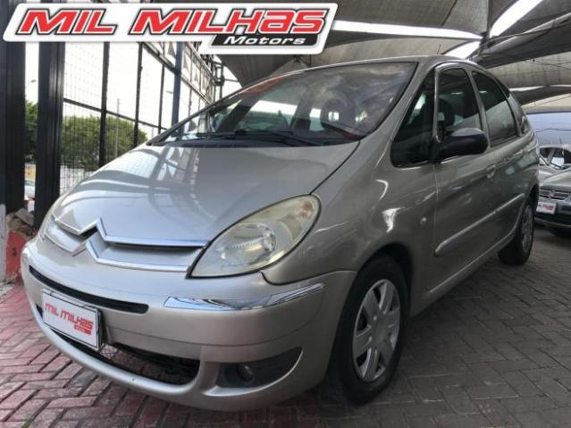 Citroen Xsara Picasso  GLX 1.6 16V (flex) GNV MANUAL