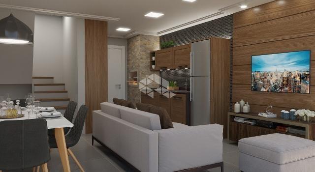 Casa de condomínio à venda com 2 dormitórios em Santa marta, Bento gonçalves cod:9913487 - Foto 3
