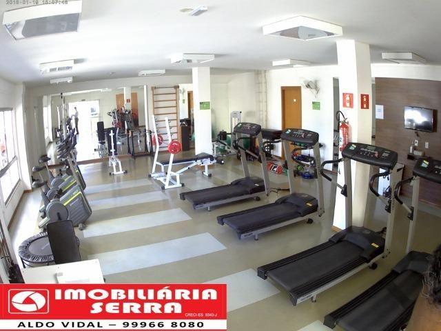 ARV132- Apto com Varanda gourmet, Home Office, 1 ou 2 vagas de garagem, em Colinas. - Foto 8