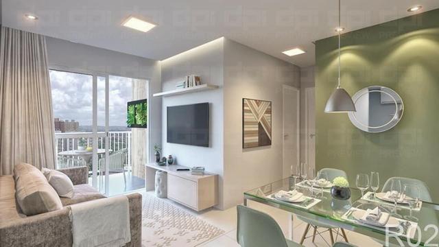 F.S Apartamento com 2 Quartos à Venda, 47 m² por R$ 188.000,00 - Foto 3