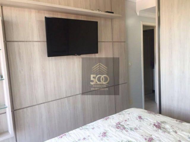 Apartamento com 2 dormitórios à venda, 65 m² por r$ 324.000 - ingleses - florianópolis/sc - Foto 9