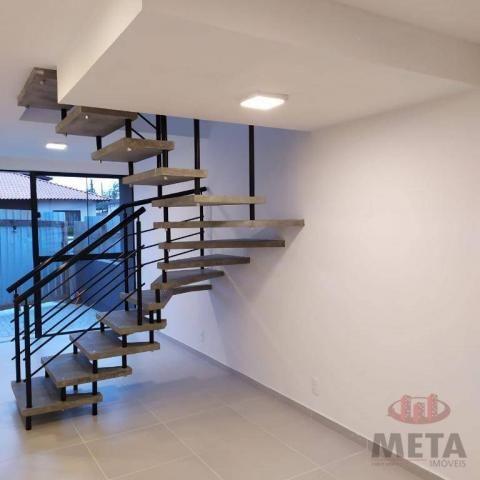 Sobrado com 2 dormitórios à venda, 58 m² por R$ 187.000,00 - Jardim Sofia - Joinville/SC - Foto 6
