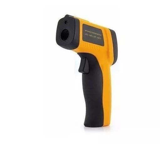 (NOVO) Termômetro Digital Infravermelho B-max -50°c +420°c - Foto 2