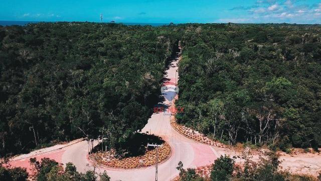 Terreno à venda, 2045 m² por r$ 368.276 - arraial d'ajuda - porto seguro/ba - Foto 10