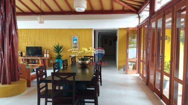 Re/max aluga para temporada casa térreo localizado no distrito de vale verde. - Foto 13