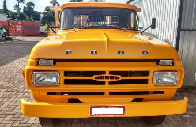 Ford F600 mais bonito do Brasil