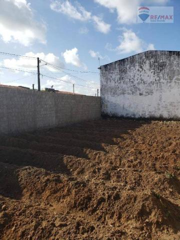Terreno à venda, 280 m² por R$ 125.000 - Parque das Nações - Parnamirim/RN - Foto 7