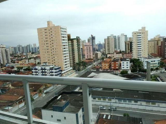 Apartamento para alugar com 2 dormitórios em Tupy, Praia grande cod:AP0101 - Foto 3