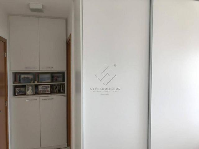Apartamento no Edifício Maison Nicole 3 suítes à venda, 127 m² por R$ 785.000 - Duque de C - Foto 18