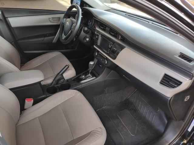Toyota Corolla XEi 2.0 16V CVT Flex 154CV 4x2 4P - Foto 13