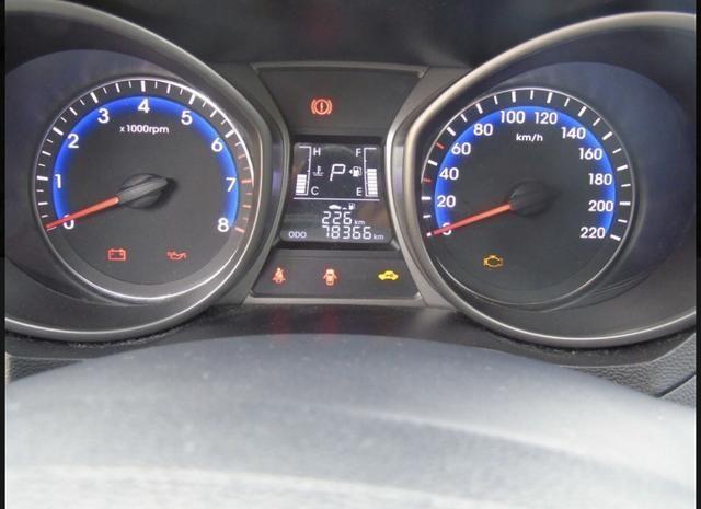 Hyundai Hb20s 1.6 Comfort Style Flex Aut. 4p ( parcelado ) - Foto 8