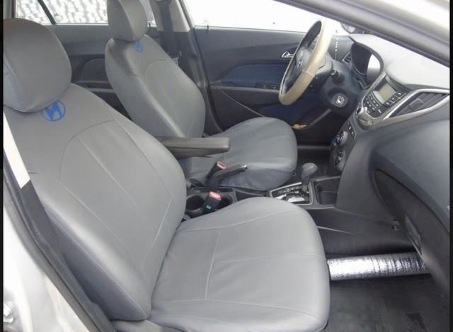 Hyundai Hb20s 1.6 Comfort Style Flex Aut. 4p ( parcelado ) - Foto 10