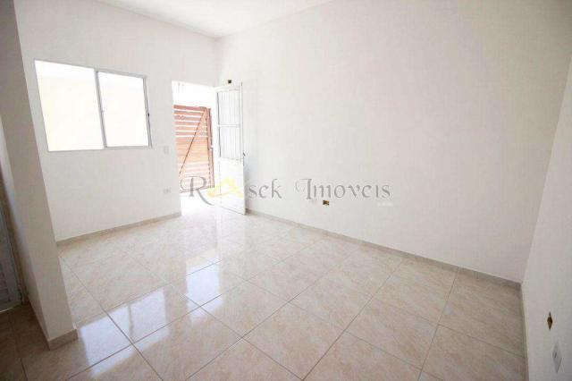 Casa à venda com 2 dormitórios em Jardim magalhães, Itanhaém cod:381 - Foto 3