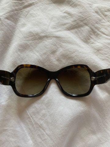 Óculos Versace marrom tartaruga  - Foto 3