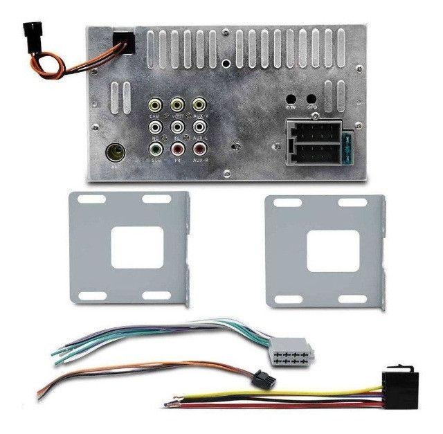 Central Multimídia Multilaser Evolve Fit Mp5 Bluetooth Usb - Foto 6