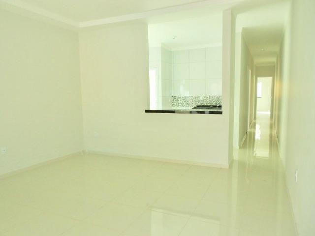 Casa Plana Nascente com 98 m² e 3 Suítes na Messejana - Foto 4