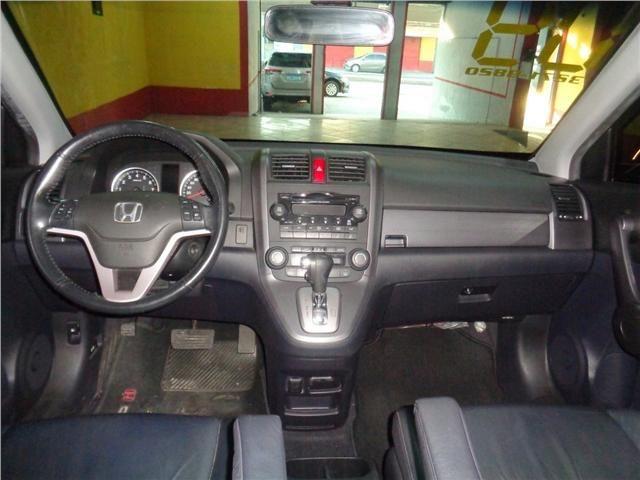Honda Crv 2.0 exl 4x4 16v gasolina 4p automático - Foto 14