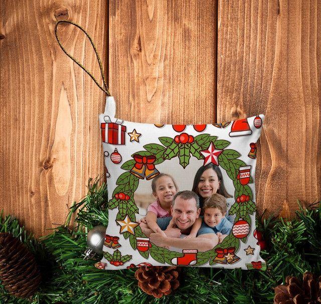 Enfeite De Natal (10unid) Pingente Para Árvore/ Lembrancinha - Foto 4