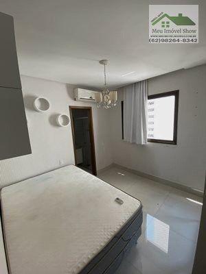 Aberto p/ permuta e carro - Apto de 3 suites mobiliado - Foto 8
