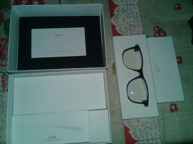Óculos Xiaomi Roidmi B1 Qukan, Anti Raios Azuis e Fotocrômico - Foto 4
