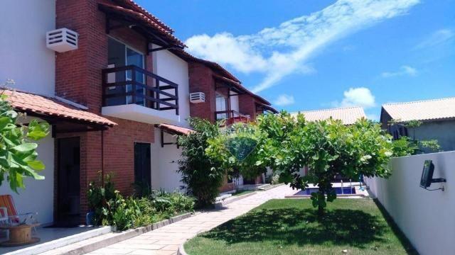 Casa residencial à venda, Loteamento Praia Bela, Conde - CA0049.