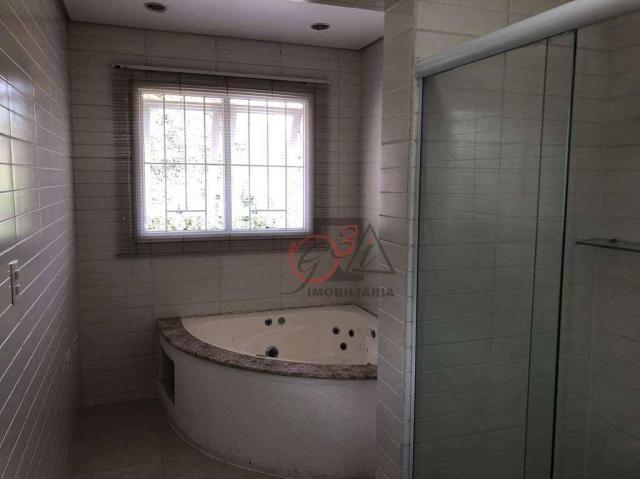 Casa com 5 dormitórios para alugar, 243 m² - Vila Santo Antônio - Cotia/SP - Foto 18