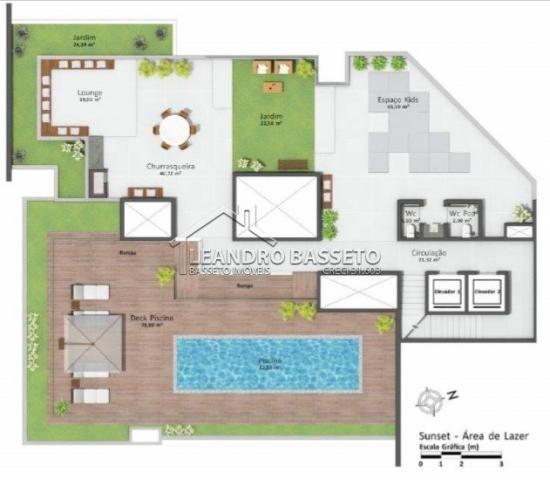 Apartamento à venda em Santo antônio de lisboa, Florianópolis cod:3057 - Foto 9