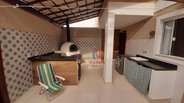 Casa com 3 Suítes a 50 m da praia - Foto 15