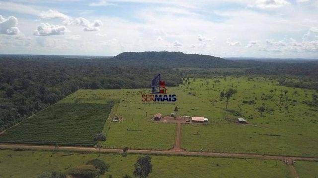 Fazenda à venda, por R$ 7.350.000 - São Miguel do Guaporé/RO - Foto 12