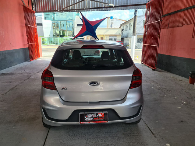 Ford Ka 2019 1.0 1 mil de entrada Aércio Veículos jfx - Foto 6