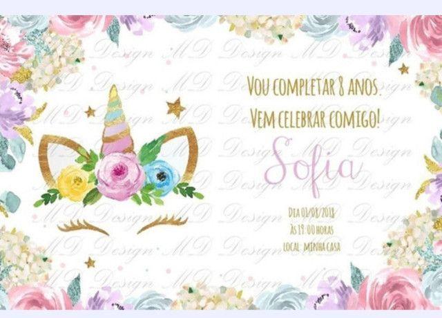 Convite virtual  - Foto 2