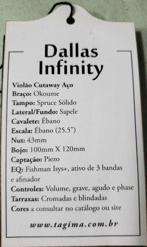 Violão Dallas Infinty 100 - Foto 4