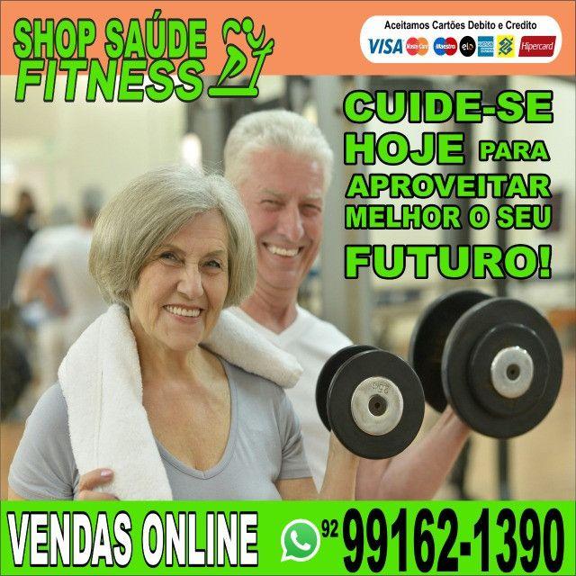 Esteira Super Premium Athletic Advanced 16km/H + Iclinação Eletronica - Foto 2