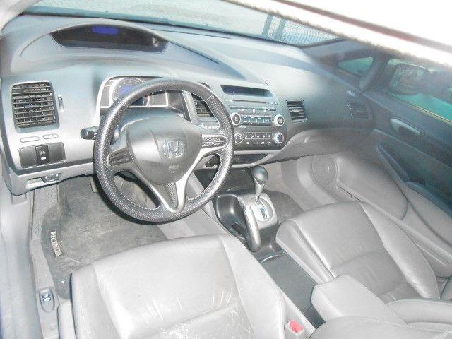 Honda Civic LXL 1.8 16V Flex Aut - Foto 5