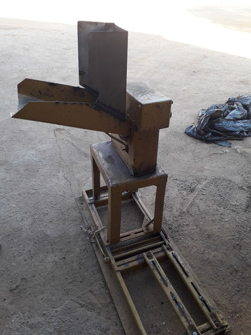 Triturador completo sem motor  - Foto 3